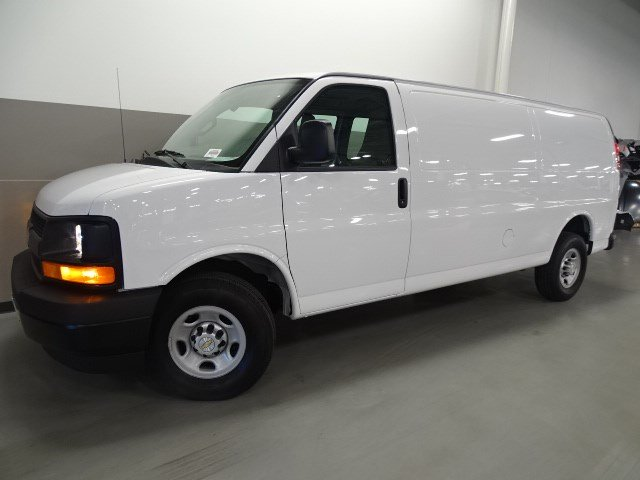 2017 Express 3500 Cargo Van #170252 - photo 9