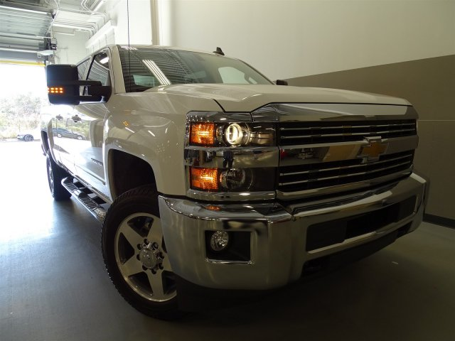 2017 Silverado 2500 Crew Cab 4x4, Pickup #170318 - photo 3