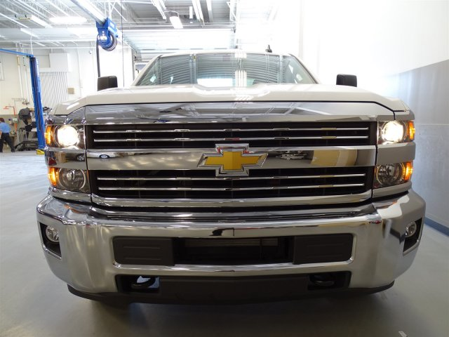 2017 Silverado 2500 Crew Cab 4x4, Pickup #170318 - photo 4