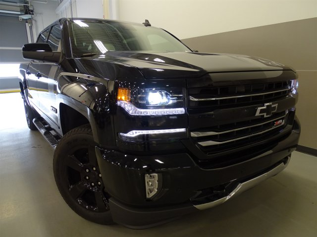 2017 Silverado 1500 Crew Cab 4x4, Pickup #170345 - photo 3