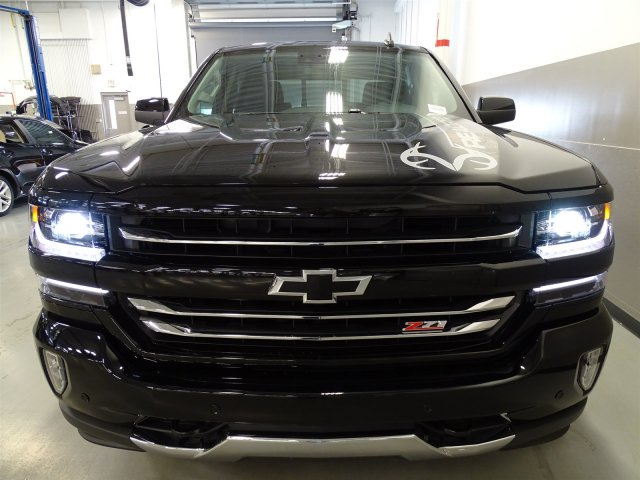 2017 Silverado 1500 Crew Cab 4x4, Pickup #170345 - photo 4