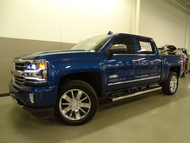 2017 Silverado 1500 Crew Cab 4x4, Pickup #170347 - photo 8