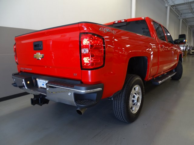 2017 Silverado 2500 Crew Cab 4x4, Pickup #170349 - photo 7