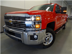 2017 Silverado 2500 Crew Cab 4x4, Pickup #170349 - photo 1