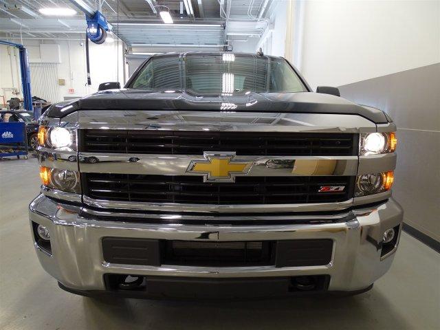 2017 Silverado 2500 Double Cab 4x4, Pickup #170454 - photo 4