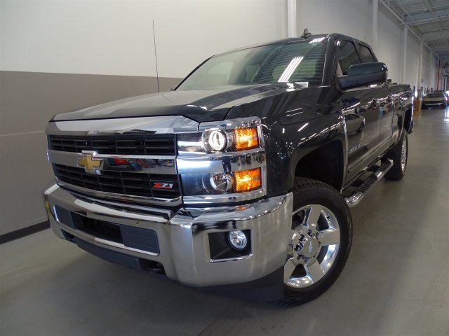 2017 Silverado 2500 Double Cab 4x4, Pickup #170454 - photo 3