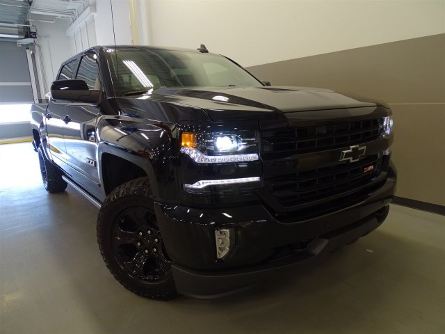 2017 Silverado 1500 Crew Cab 4x4, Pickup #170459 - photo 3