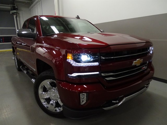 2017 Silverado 1500 Double Cab 4x4, Pickup #170461 - photo 3