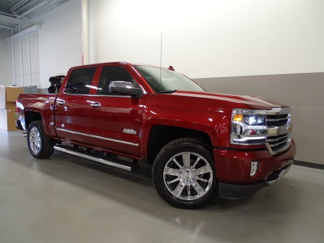 2017 Silverado 1500 Crew Cab, Pickup #170511 - photo 9