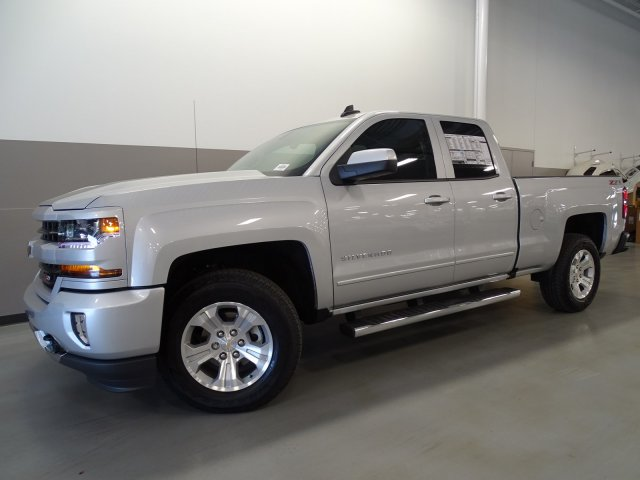 2017 Silverado 1500 Double Cab 4x4, Pickup #170521 - photo 9