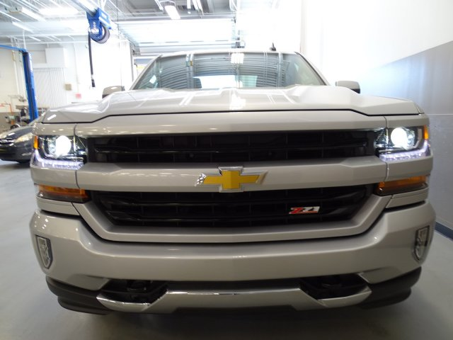 2017 Silverado 1500 Double Cab 4x4, Pickup #170521 - photo 4