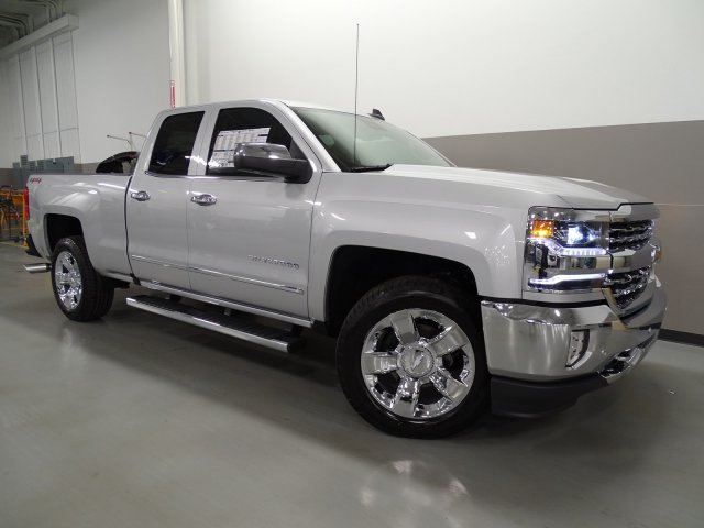 2017 Silverado 1500 Double Cab 4x4, Pickup #170522 - photo 9