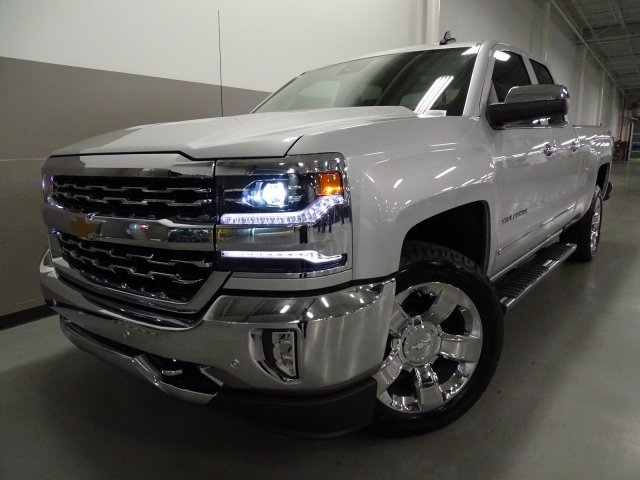 2017 Silverado 1500 Double Cab 4x4, Pickup #170522 - photo 3