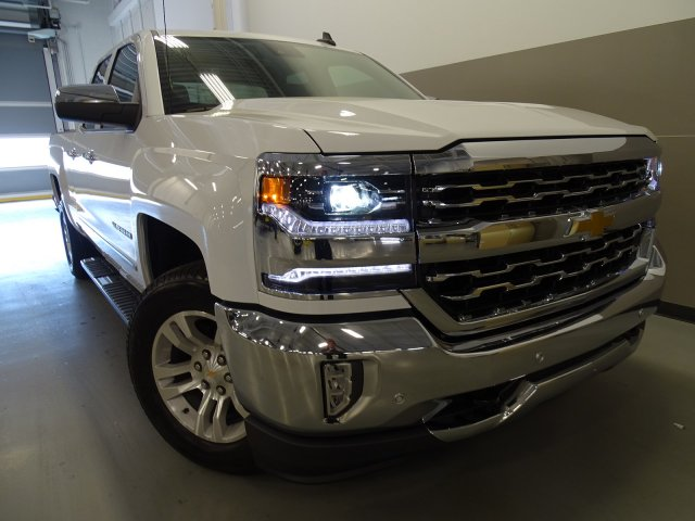 2017 Silverado 1500 Double Cab 4x4, Pickup #170524 - photo 3