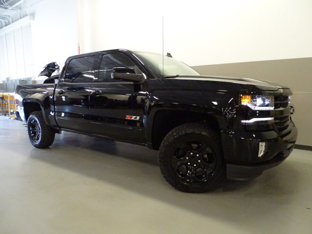 2017 Silverado 1500 Crew Cab 4x4, Pickup #170530 - photo 9