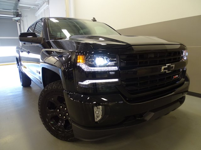 2017 Silverado 1500 Crew Cab 4x4, Pickup #170531 - photo 3