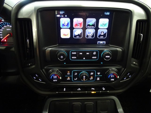 2017 Silverado 1500 Crew Cab 4x4, Pickup #170531 - photo 22