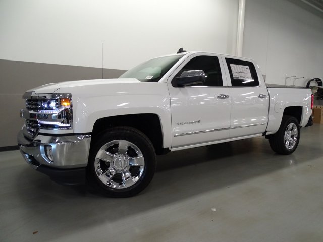 2017 Silverado 1500 Crew Cab, Pickup #170556 - photo 8