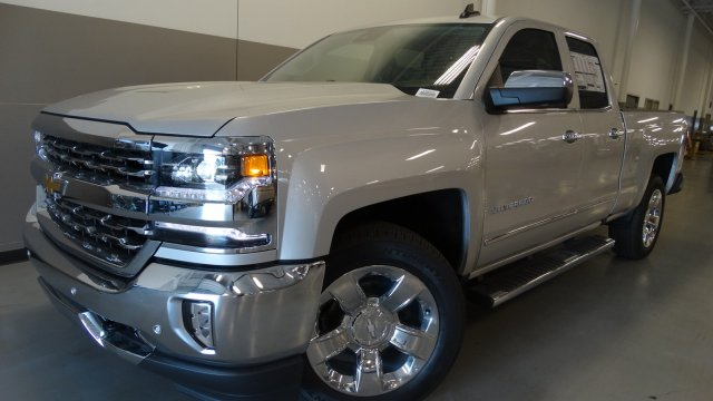 2017 Silverado 1500 Double Cab, Pickup #170576 - photo 9