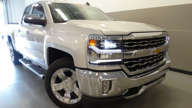 2017 Silverado 1500 Double Cab, Pickup #170576 - photo 3