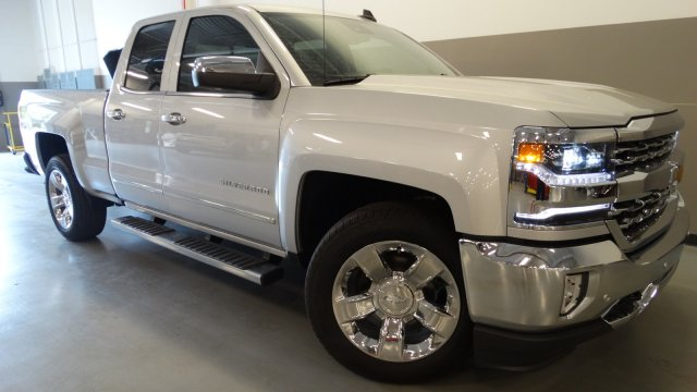 2017 Silverado 1500 Double Cab, Pickup #170576 - photo 8