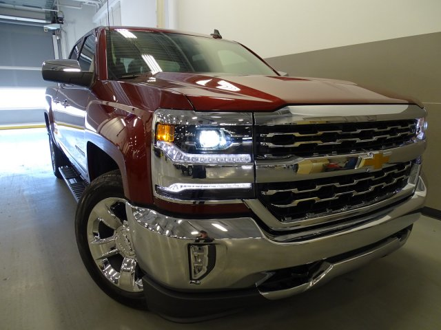 2017 Silverado 1500 Double Cab, Pickup #170584 - photo 3