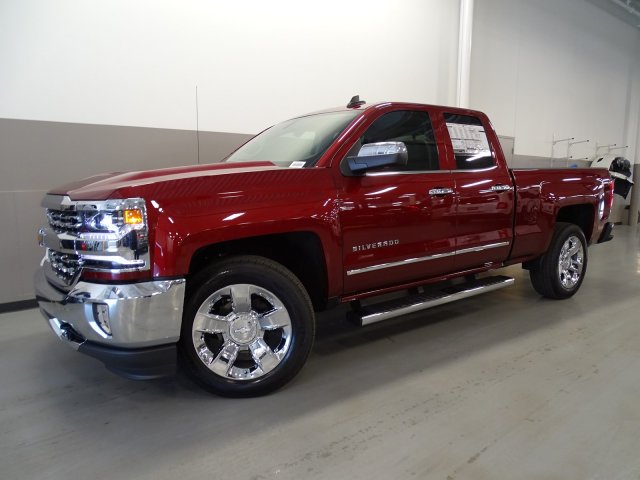 2017 Silverado 1500 Double Cab, Pickup #170584 - photo 8