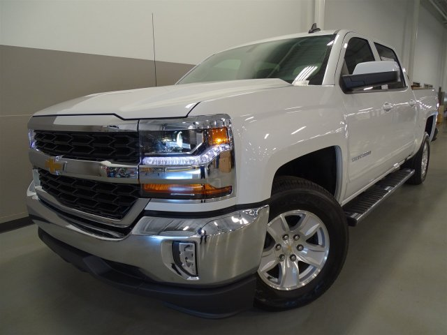 2017 Silverado 1500 Crew Cab Pickup #170598 - photo 3