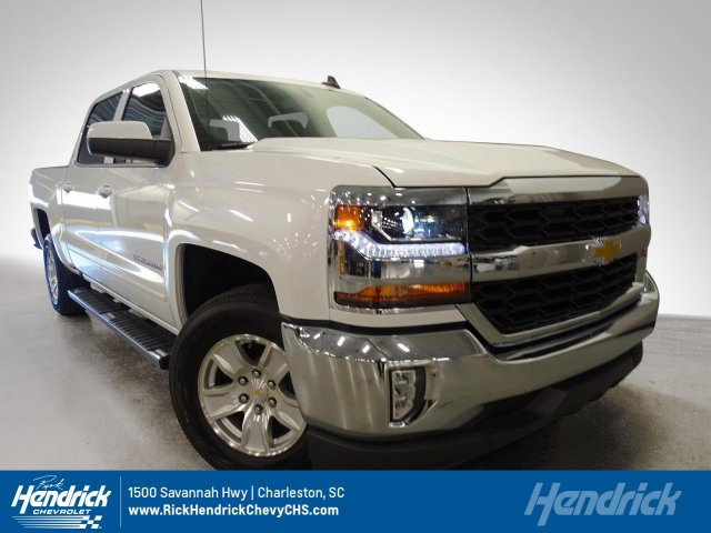 2017 Silverado 1500 Crew Cab, Pickup #170598 - photo 1