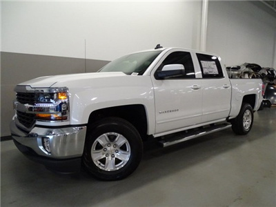 2017 Silverado 1500 Crew Cab Pickup #170598 - photo 8