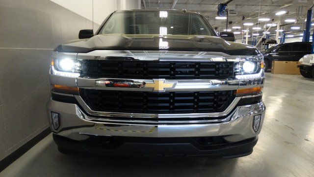 2017 Silverado 1500 Double Cab 4x4, Pickup #170641 - photo 4