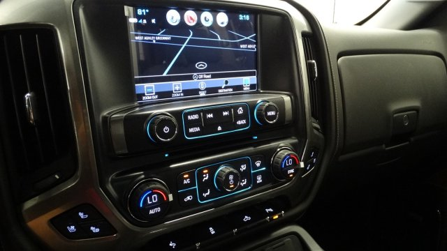2017 Silverado 1500 Crew Cab 4x4 Pickup #170660 - photo 22
