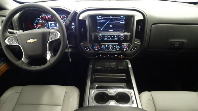 2017 Silverado 1500 Crew Cab 4x4, Pickup #170660 - photo 28
