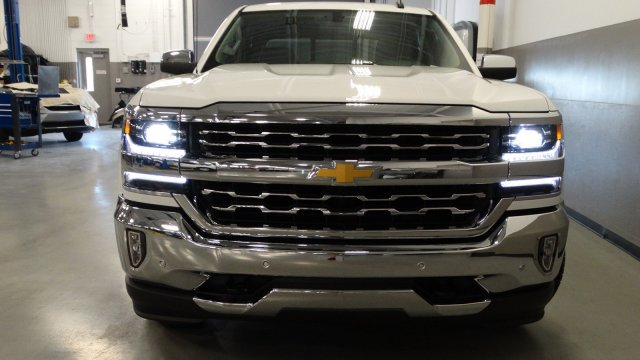 2017 Silverado 1500 Crew Cab 4x4 Pickup #170660 - photo 5