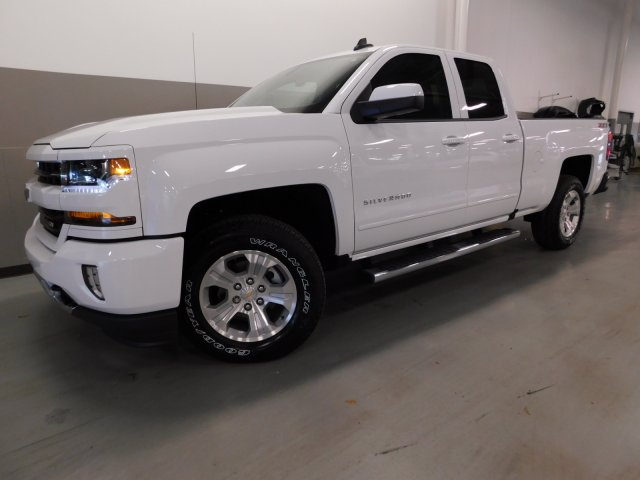 2017 Silverado 1500 Double Cab 4x4, Pickup #170661 - photo 11