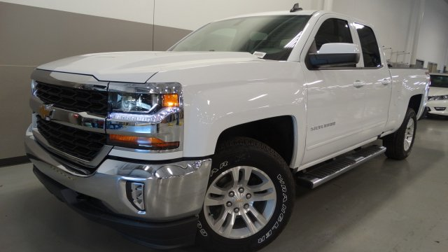 2017 Silverado 1500 Double Cab 4x4, Pickup #170701 - photo 9