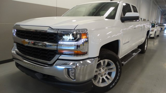 2017 Silverado 1500 Double Cab 4x4, Pickup #170701 - photo 3