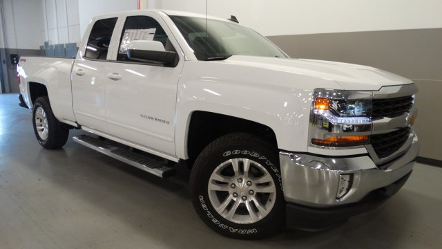 2017 Silverado 1500 Double Cab 4x4, Pickup #170701 - photo 8