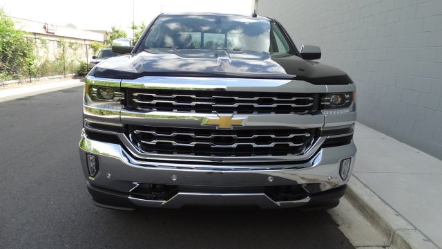 2017 Silverado 1500 Crew Cab 4x4, Pickup #170755 - photo 4
