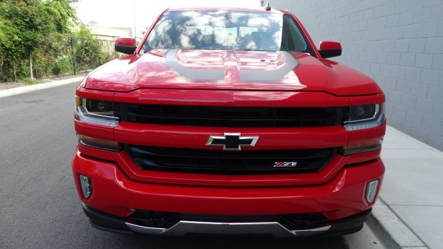 2017 Silverado 1500 Crew Cab 4x4, Pickup #170759 - photo 4