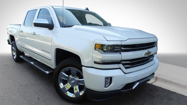 2017 Silverado 1500 Crew Cab 4x4, Pickup #170790 - photo 3