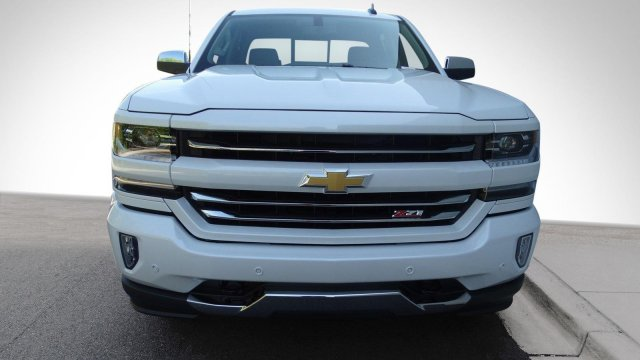 2017 Silverado 1500 Crew Cab 4x4, Pickup #170790 - photo 4