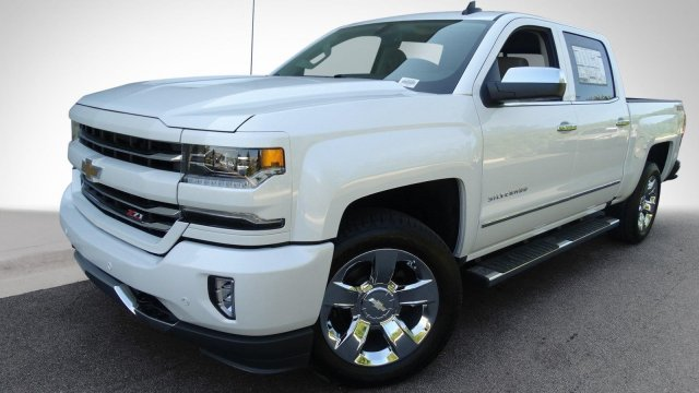 2017 Silverado 1500 Crew Cab 4x4, Pickup #170790 - photo 10