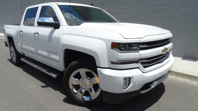 2017 Silverado 1500 Crew Cab 4x4, Pickup #170879 - photo 9