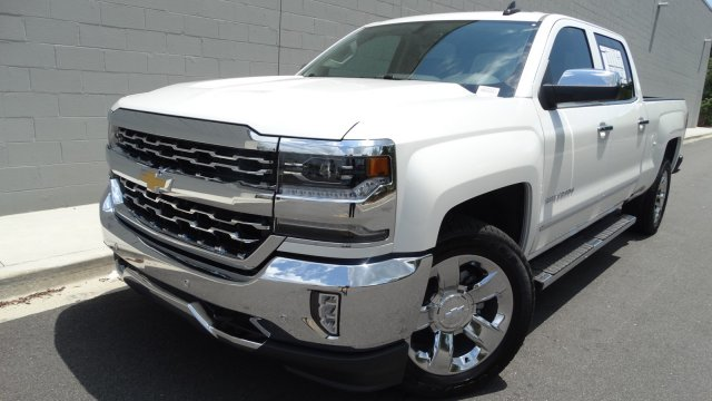 2017 Silverado 1500 Crew Cab, Pickup #170902 - photo 4