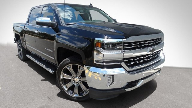 2017 Silverado 1500 Crew Cab, Pickup #170913 - photo 3