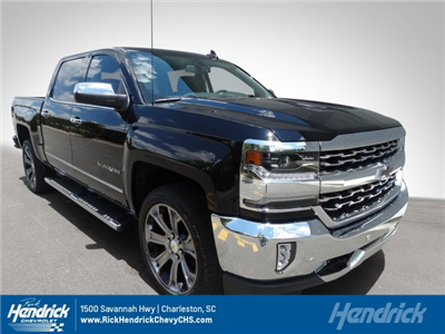 2017 Silverado 1500 Crew Cab, Pickup #170913 - photo 1