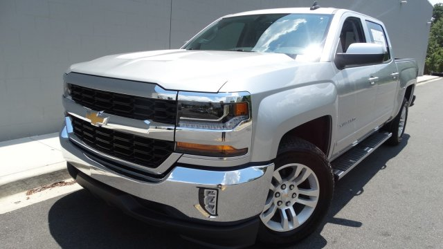 2017 Silverado 1500 Crew Cab, Pickup #170917 - photo 4