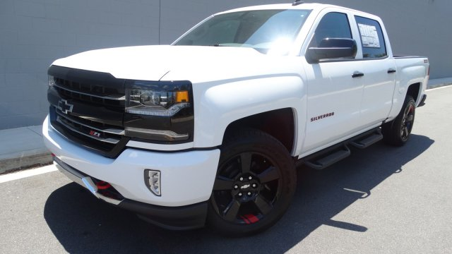 2017 Silverado 1500 Crew Cab 4x4, Pickup #170922 - photo 10