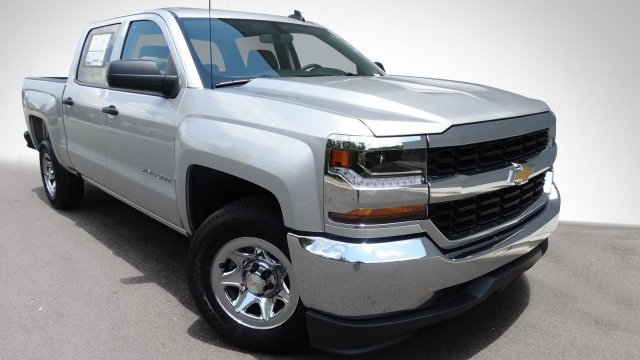 2017 Silverado 1500 Crew Cab, Pickup #170923 - photo 3
